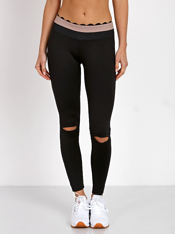 Track & Bliss Knockout Legging Black