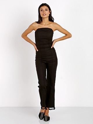 Stone Cold Fox Naples Jumpsuit Black