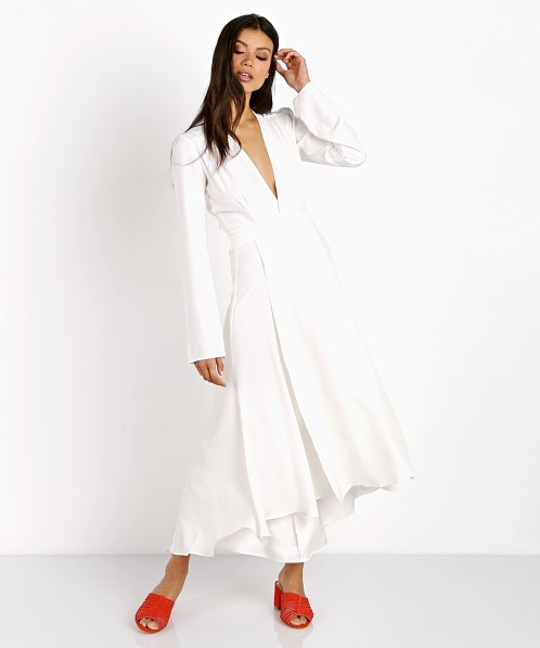 Stone Cold Fox Nico Gown White