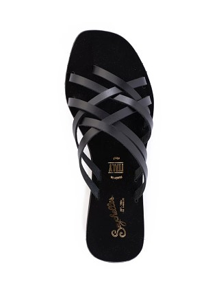 You may also like: Seychelles Nice Try Strappy Sandal Black