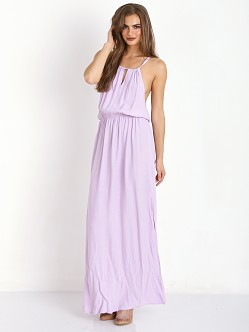 MinkPink Lily Valley Maxi Dress Lilac
