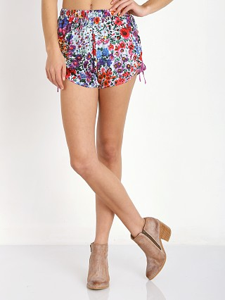 MinkPink Secret Garden Shorts