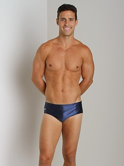 Speedo Avenger Water Polo Suit Navy Blue