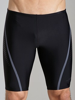 Speedo Fitness Compression Jammer Black