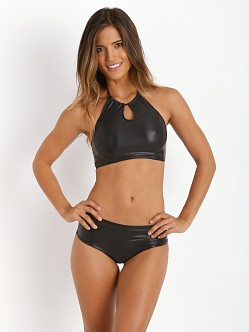 Tallow Nine Lives Crop Bikini Wetlook