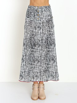 Tallow Lithium Maxi Skirt Bob Check