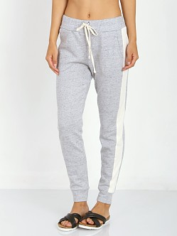Splendid Colorblock Active Pant Heather Grey
