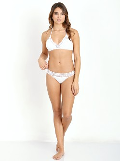Beauty & the Beach Eden Bottom White
