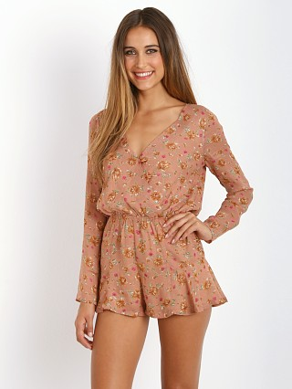 Line & Dot Reality Bites Romper