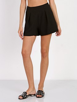 Line & Dot Baldwin Box Pleat Shorts