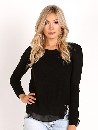 Complete the look: Line & Dot Baldwin Long Sleeve Top Black