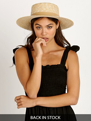 Lack of Color Spencer Hat Fawn & Natural