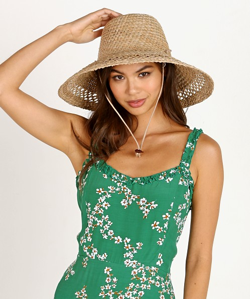 0dade6415c745d Lack of Color Palm Canyon Hat Natural THE PALM CANYON - Free Shipping at  Largo Drive