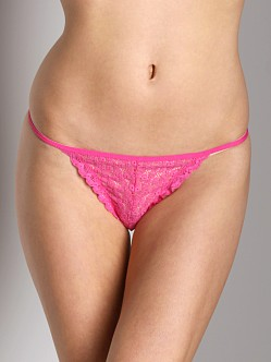 Belabumbum G-String Hot Pink