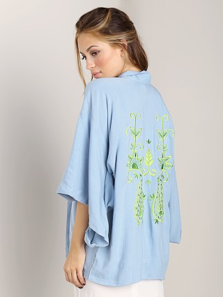 You may also like: Tallow Mandolin Kimono Chambray