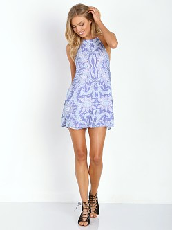 Show Me Your Mumu Katy Halter Dress Magic Carpet Ride