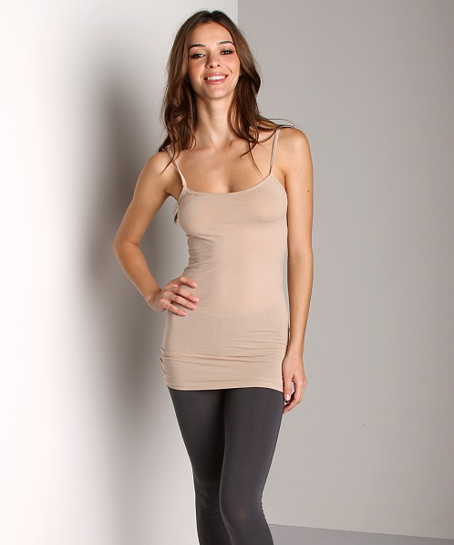 Splendid Layer Tanks Almond