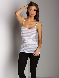 Splendid Striped Layers Heather Grey