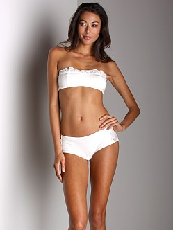 Only Hearts So Fine W/Lace Bandeau Cream