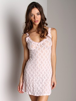 Only Hearts Stretch Lace Chemise Rosewater