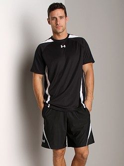 Under Armour Zone IV Shortsleeve T Black/White