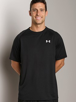 Under Armour UA Tech Shortsleeve T Black