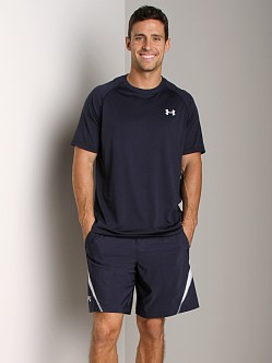 Under Armour UA Tech Shortsleeve T Midnight Navy
