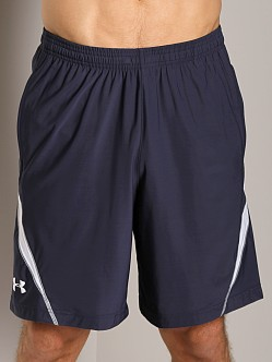 Under Armour Blitz Microshort II Midnight Navy/White