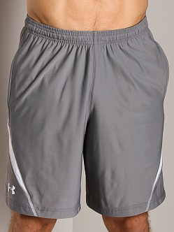 Under Armour Blitz Microshort II Graphite/White