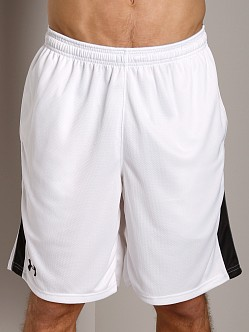 Under Armour Flex Stripe Short White/Black