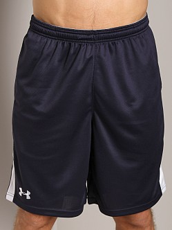 Under Armour Flex Stripe Short Midnight Navy/White