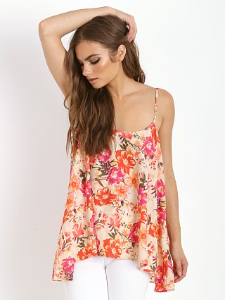 Show Me Your Mumu Lenz Spaghetti Top Pretty Pretty Petals