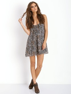 Show Me Your Mumu Trapeze Mini Alex Cheetah
