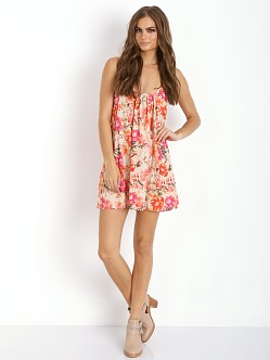 Show Me Your Mumu Trapeze Mini Pretty Pretty Petals