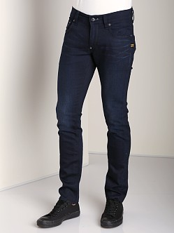 G-Star Defend Super Slim Jeans Comfort Inox Denim