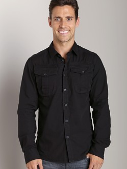 G-Star Ernest Long Sleeve Shirt Black