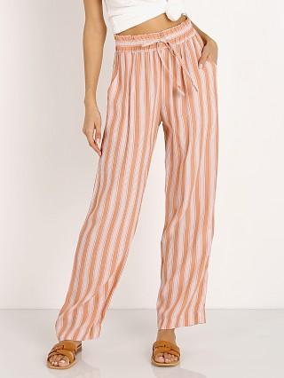 Complete the look: La Confection Iva Pant Stripe Coral Sands