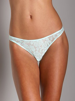 Cosabella Vale Low Rise Thong Mint
