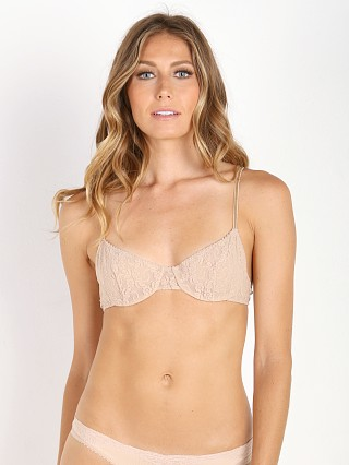Only Hearts Stretch Lace Underwire Bra Nude