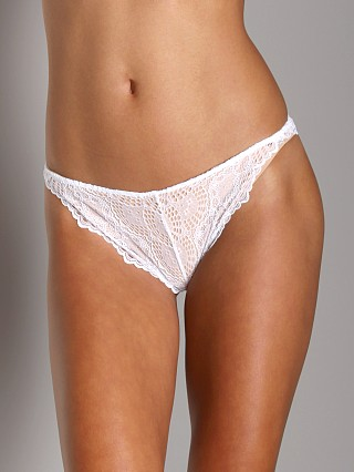 Only Hearts Venice Thong White