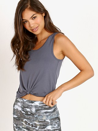 Complete the look: Onzie Knot Crop Slate Grey