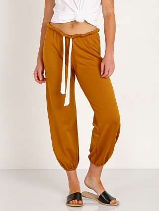 You may also like: Eberjey Winter Heather Cropped Pant Burnt Amber