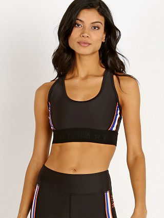 Complete the look: PE NATION The Triple Play Crop Black