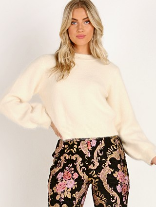 Sage the Label Innamorata Sweater Cream