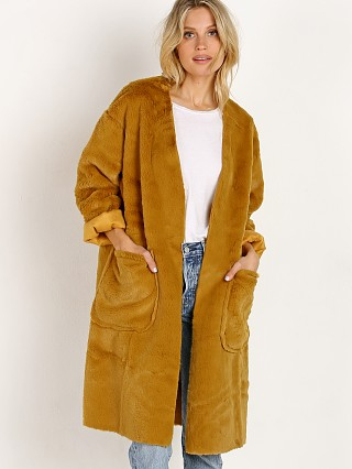 Sage the Label Highline Jacket Mustard