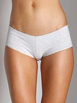 Fleur't Pura Vida Low Rise Brief Light Oatmeal