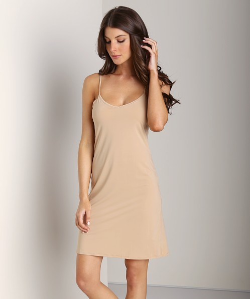 Calvin Klein Essentials Full Slip Nude F3661-20N - Free Shipping at Largo  Drive 6dbe9f57f