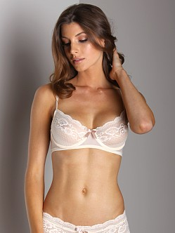 Eberjey Anouk Underwire Bra Dusty Rose