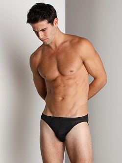Hanro Cotton Sporty Bikini Brief Black