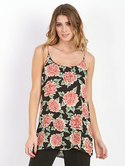 Show Me Your Mumu Estella Topslip Flower Puff Girls